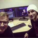 19.12.20127 - střižna TV Praha - sestřih vánočního koncertu z Prahy - web