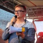 9- Na Městských slavnostech ve Zdicích vystoupil jako hlavní hvězda akce Petr Kotvald- web
